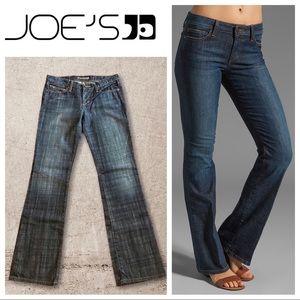 Joe's Jeans Bootcut Indigo Dark Wash Size 27